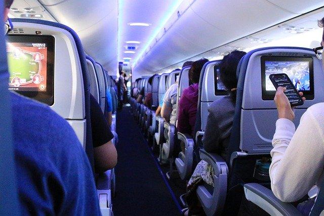 Prendre un avion : ne pas avoir peur de prendre un avion